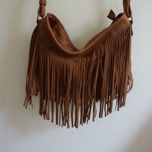 Handbags - Fringe bag
